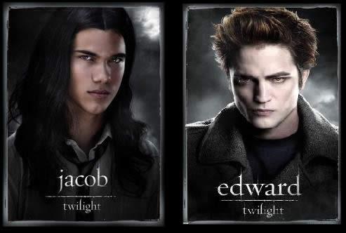 Team Edward And Team Jacob Team Edward or Team Jacob